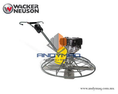 Allanadora Manual CT48 Wacker Neuson