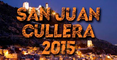 Programa de las Fiestas de San Juan 2015 en Cullera