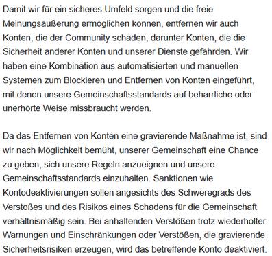 Facebook Konto sperren was tun - Rechtsanwalt Sven Nelke