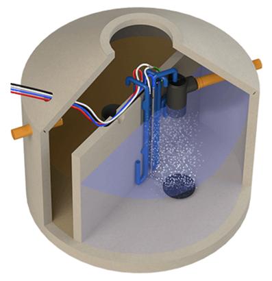 Reactor biológico sequencial SBR - Aqualimpia