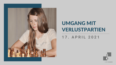 Schach, Umgang mit Verlustpartien