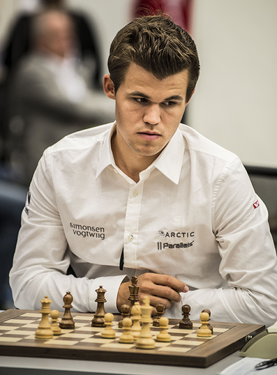 Magnus Carlsen, Schacholympiade 2014