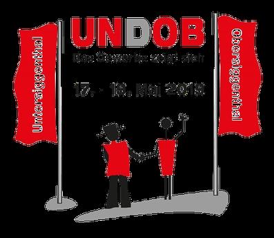 Logo UNDOB 2019