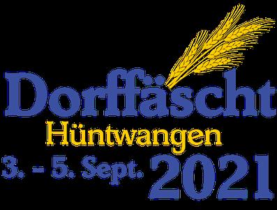 Logo Dorffest Hüntwangen 2021
