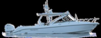Everglades 360LXC Boat