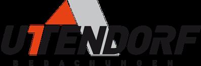 Logo der Uttendorf Bedachungen GmbH.
