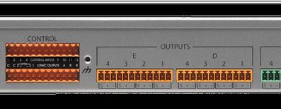 blu 100, instalaciones de audio, audio para hoteles