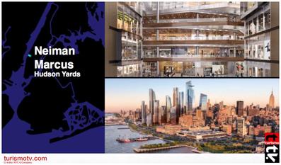 Neiman Marcus en Hudson Yards