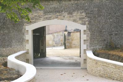 Création d'une ouverture dans un mur