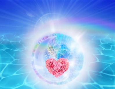 変容中も愛と光の中に【日常生活の変容3】