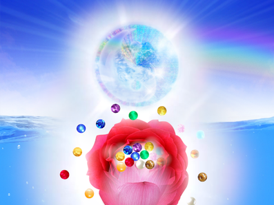 内なる力とつながり調和する【日常生活の変容3】