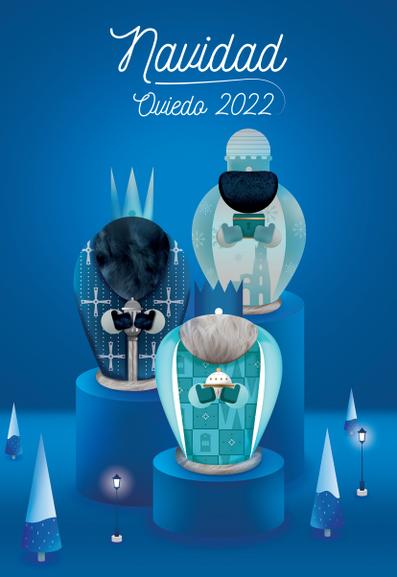 Programación de la Navidad en Oviedo