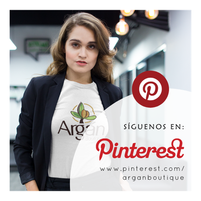 Argán Boutique en Pinterest