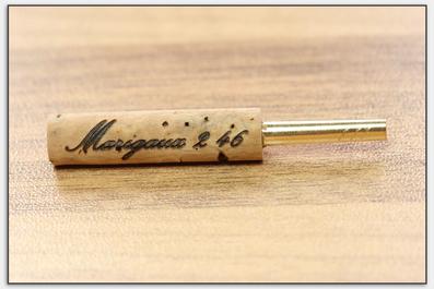 Die neue Hülse von Marigaux wird auch von Chiarugi produziert.