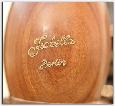 Isabella - Eine Liebeserklärung an seine Frau