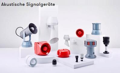 akustische Signalgeräte Auer