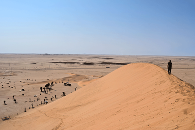 2 Weeks in Namibia - Your Ultimate Itinerary - Dune 7
