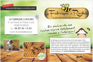 la fabrique à ruches