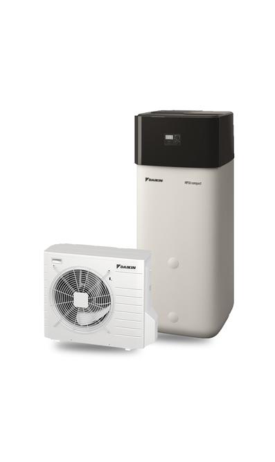 preventivo pompa di calore Daikin 11h bassa temperatura installazione iva inclusa