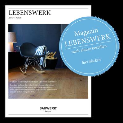 "Magazin ""Lebenswerk"" bestellen"