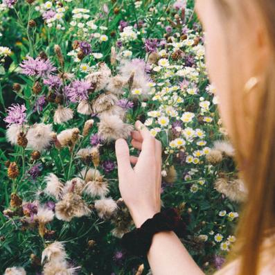 sich selbst und der Umwelt was gutes tun