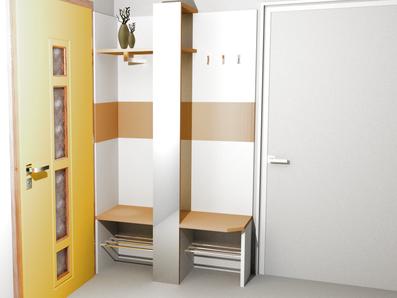 Garderobe Vorraum Möbel nach Mass Einrichtung Brenninger Saxen Bezirk Perg  Amstetten Linz Wien