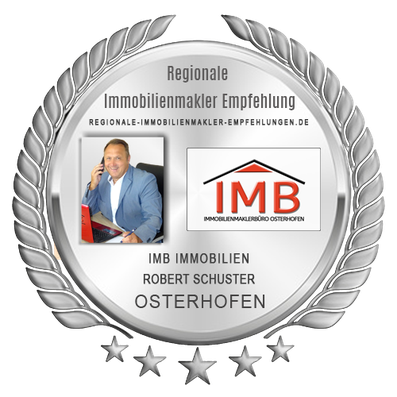 IMMOBILIENMAKLER OSTERHOFEN ROBERT SCHUSTER IMB IMMOBILIEN OSTERHOFEN REGIONALE MAKLEREMPFEHLUNG