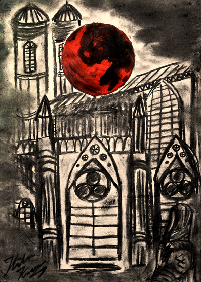Der Blutmond