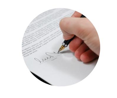 rédaction de courriers, de compte rendu, de rapports techniques, formalités administratives