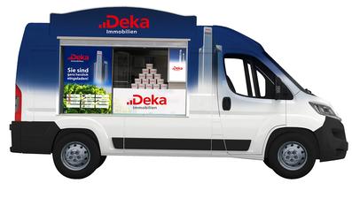 Individueller Eiswagen, Eismobil im corporate Design, eiswagen.de