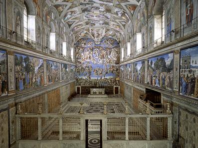 Cappella Sistina (1475-1481)