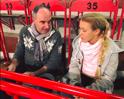 Julia Mayer lauf läuferin staatsmeisterin österreich frauenlauf sport karl sander olympia dsg roma friseurbedarf leopard hotel vienna run