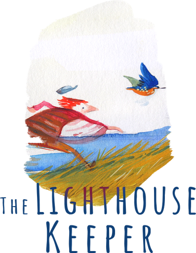 The lighthouse keeper project illustration