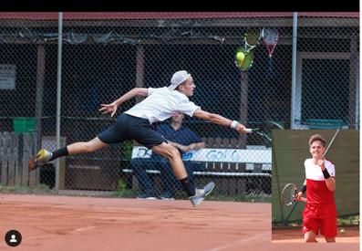 Noel Larwig ITF 2230