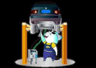 Automatenspülung / Getriebespülung / Automatenservice / Garage Lichtsteiner