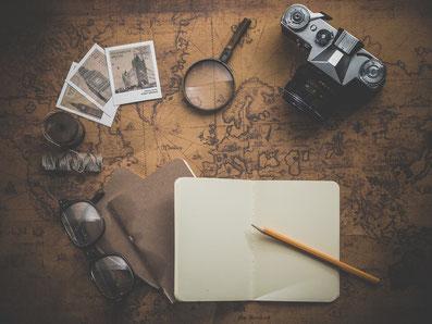 Scrivania per progettare