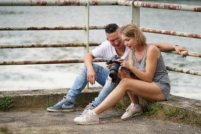 Fotografin Talia  - Männerfotografie  Männerportraits  Fotoshooting für Männer