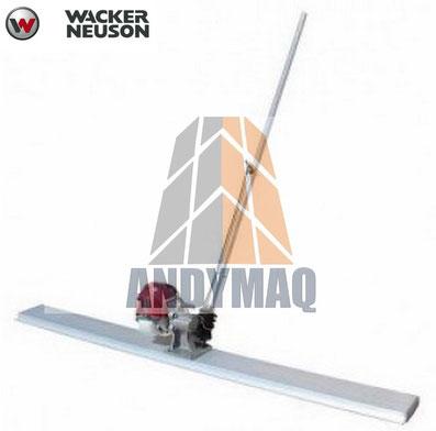 Regla Vibratoria Wacker P35A SB15F