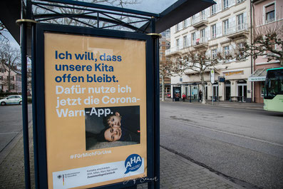 Werbekampagne zum Regelwerk