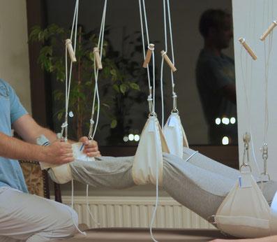 Physiotherapie - Duisburg - Traktionsbehandlung