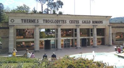 Thermes de Gréoux les Bains