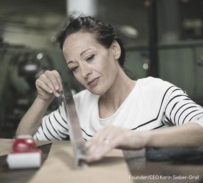 ceo founder allrounderin mädchen für alles selfmade swissmade schweiz am arbeiten