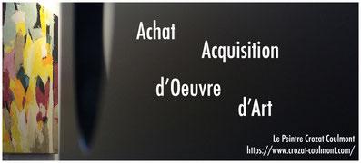 Achat d'Art- France Droit et Fiscalité d'Acquistion d'une Oeuvre d'Art Originale