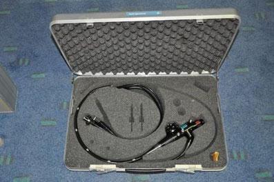 Sigmoidoskop TX-91 Simoidoscope ACMI U.S.A medizinischer Bedarf für Krankenhaus und Praxis