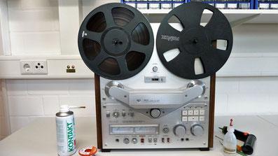 Akai GX646 Bandmaschine