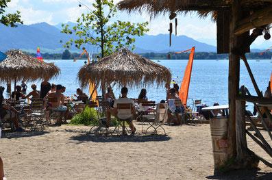 Beach Bar Übersee