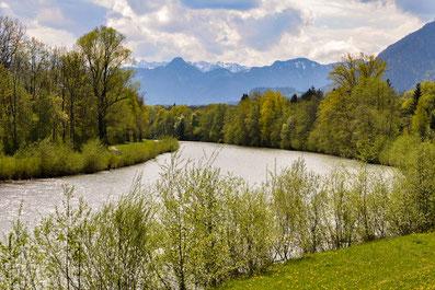Die Tiroler Ache -ferienwohnung-chiemsee-gendarmerie