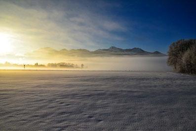 winterblick-ferienwohnung-chiemsee-gendarmerie