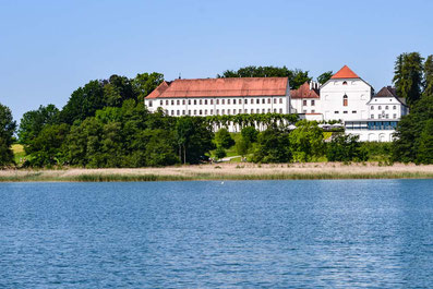 Herrenchiemsee Herreninsel
