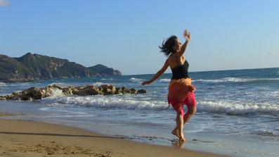 freies Tanzen Freedance